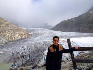 Rhone Glacier 1