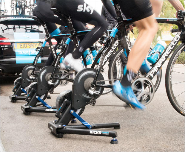 Team Sky Wahoo Kickr pic 1 2016