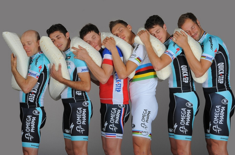 Sleepy Team Quickstep 2017