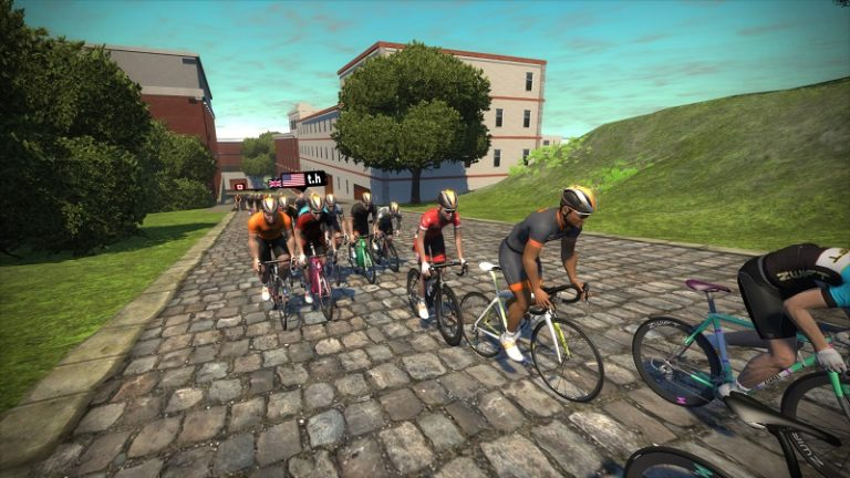 Zwift Richmond pic 1 2018